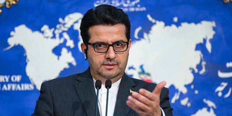 پاسخ ایران به ادعای برایان هوک
