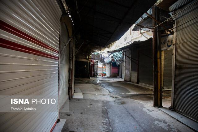تعطیلی بازارهای سرپوشیده در 4 شهرستان استان بوشهر