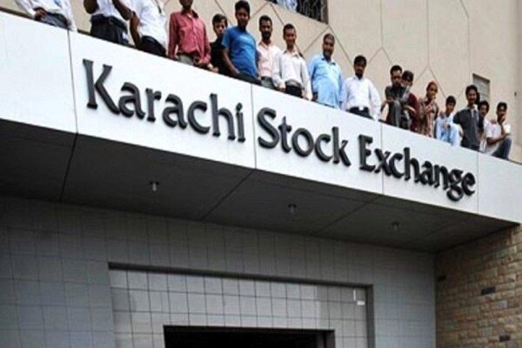 حمله مسلحانه به بازار بورس کراچی