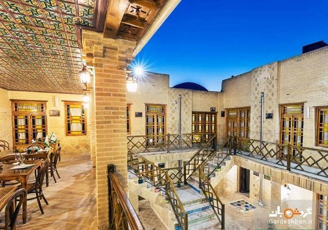 اقامتگاه سنتی ددمان؛اولین و تنها هتل سنتی زنجان، عکس