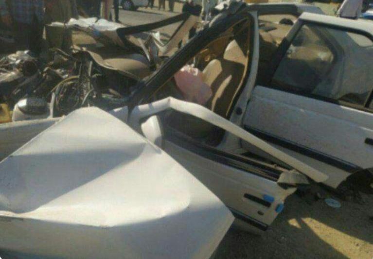 خبرنگاران یک نفر در تصادف رانندگی جاده دیواندره به سنندج کشته شد