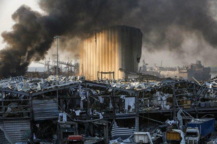 آمار تازه از تعداد کشته های انفجار بیروت