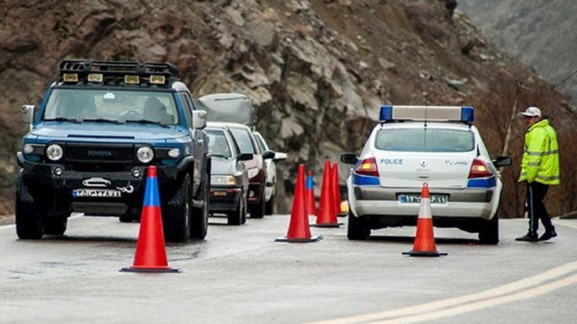 محدودیت های ترافیکی آخر هفته اعلام شد
