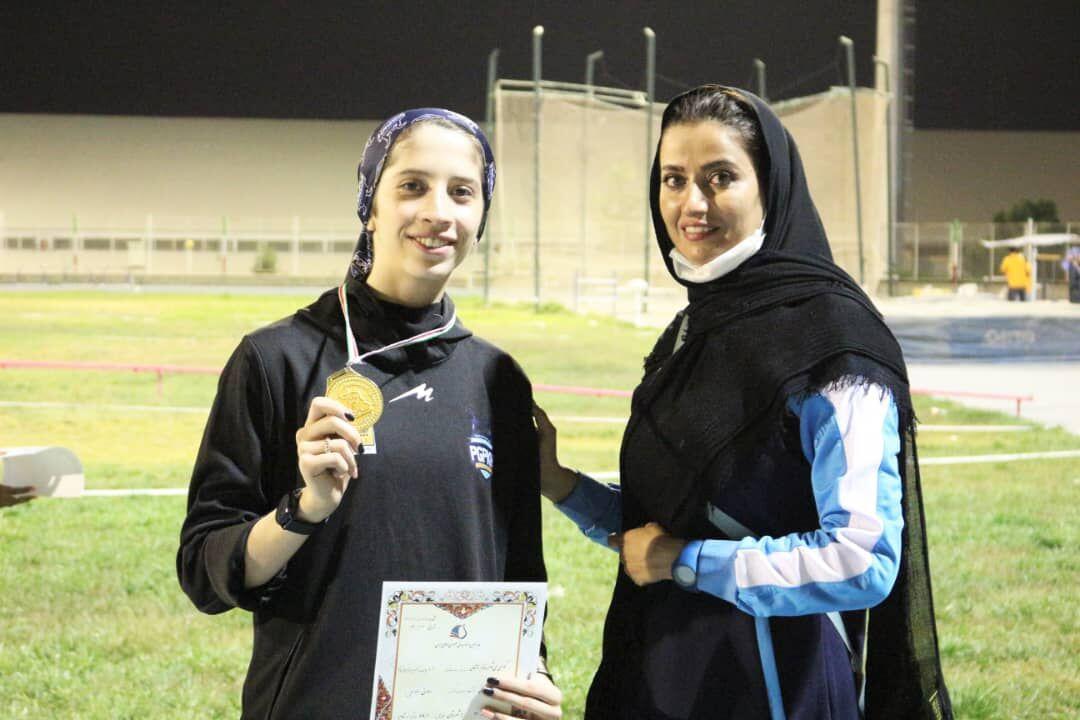 خبرنگاران مربی دو و میدانی جوانان: دختران تا 2 سال آینده به مدال آسیا می رسند