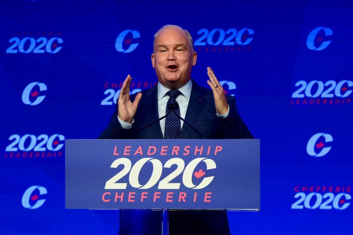 ارین اُ تول رهبر جدید حزب محافظه کار کانادا، چه در سر دارد؟