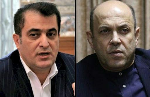 درگیری لفظی رئیس هیات مدیره و مدیر عامل سابق استقلال در برنامه فوتبال برتر