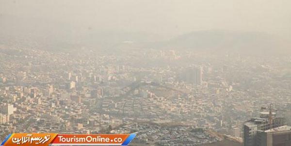 شاخص آلودگی هوا در این شهر به بالای 170 رسید