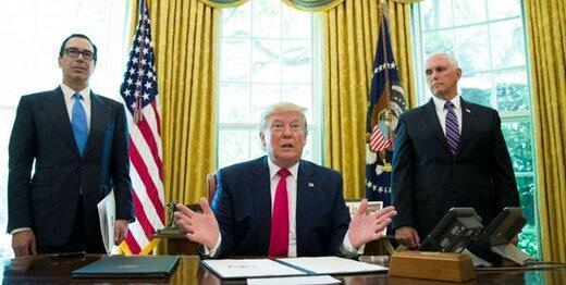 دلیل شکست کارزار فشار حداکثری ترامپ علیه ایران