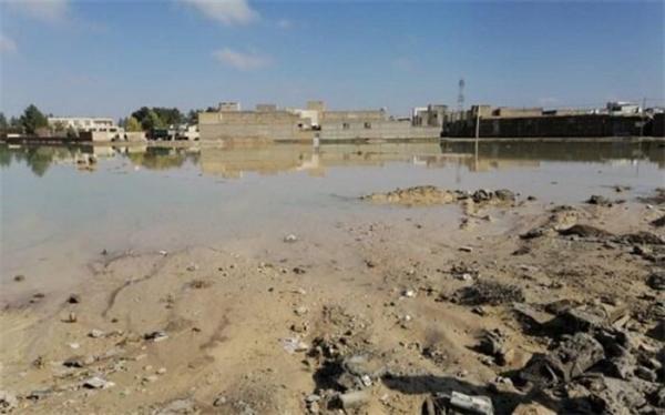 سیل در 280 هزار هکتار مناطق بحرانی کنترل شد