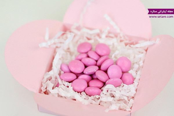 آموزش ساخت جعبه کادویی روز عشق