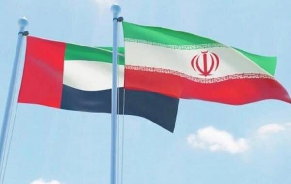 ملاقات دو دیپلمات ارشد ایران و امارات
