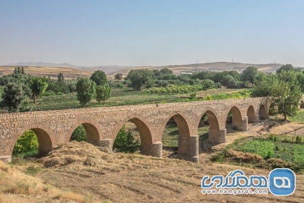 بازسازی پل قلعه حاتم بروجرد با اختصاص 100 میلیون اعتبار