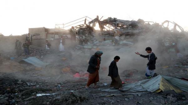 جنایت ائتلاف سعودی در الحدیده، الحوثی: به مرحله بازدارندگی در مقابل متجاوزان رسیده ایم