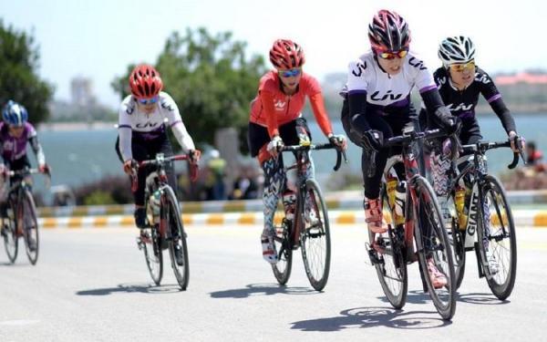 یک شرکت عراقی حامی اقتصادی تیم دوچرخه سواری بانوان ایران شد