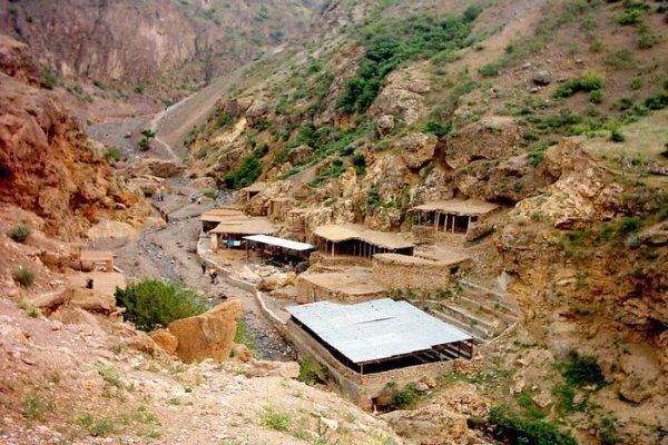 آبگرم یله گنبد قطب گردشگری قزوین می گردد