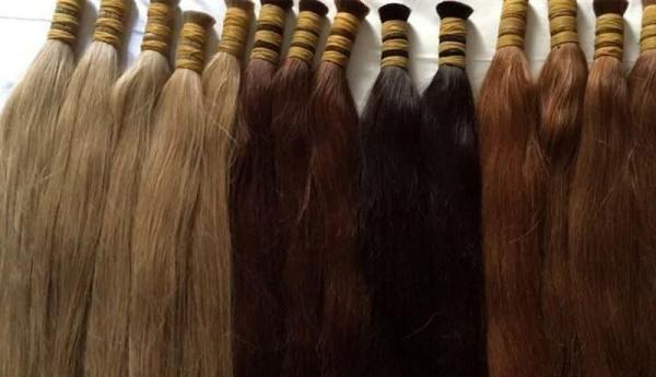 رونق بازار موی زنان ، فروش موی کودک برای خرید گوشی!