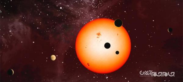 ستاره شناسان یک منظومه 6 سیاره ای با هارمونی مداری بی سابقه را کشف کردند