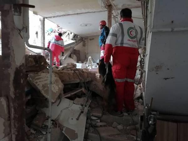 خبرنگاران انفجار گاز در ماهدشت کرج یک کشته برجای گذاشت
