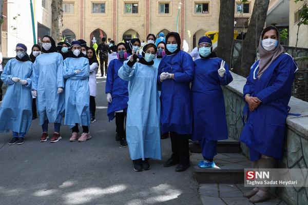 مدافعان سلامت، ایثارگران مجاهد و مبارز ِ نبرد با کووید19