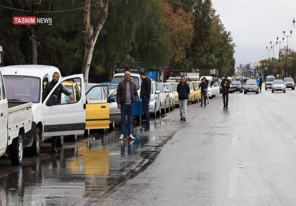 بحران سوخت در سوریه؛ تروریسم اقتصادی آمریکا برای تشدید فشار بر مردم، گزارش اختصاصی خبرنگاران