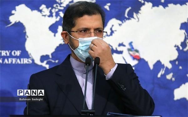 خطیب زاده: ایران با ایالات متحده گفت وگوی مستقیم نداشته است