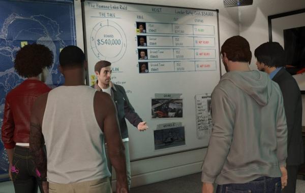 لودینگ های طولانی GTA آنلاین توسط کاربران تا 70 درصد بهتر شدند