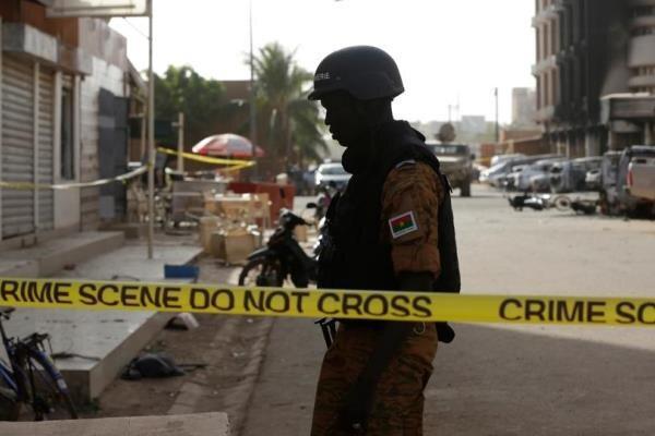 حمله مردان مسلح به غیرنظامیان در بورکینافاسو، 18 تن کشته شدند
