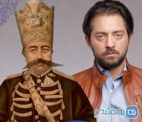 چالش نقش شاه برای ستاره 41 ساله سینما