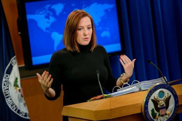 کاخ سفید: منتظر پاسخ ایران به دعوت اروپا برای مذاکره هستیم