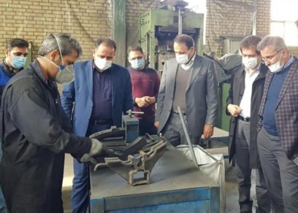 خروج از رکود 94 واحد تولیدی استان قزوین در سال جهش تولید