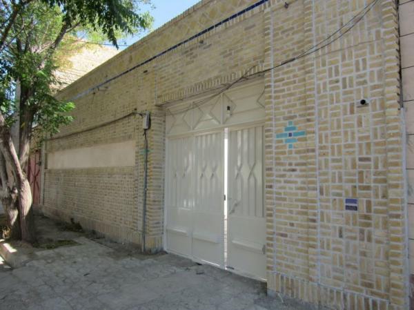 خبرنگاران منزل استاد عثمان محمدپرست در خواف نماسازی سنتی شد