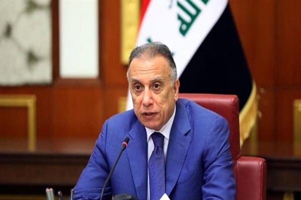 بایدن و نخست وزیر عراق تبادل نظر کردند
