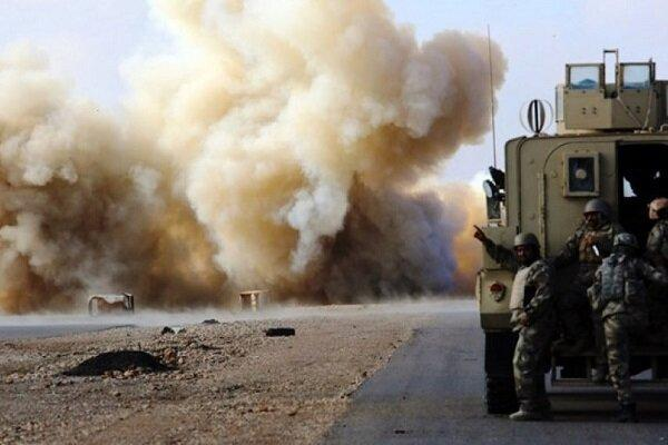 3 کاروان لجستیک ارتش آمریکا در عراق هدف نهاده شد