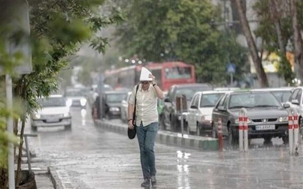 کدام استان ها بارانی هستند؟