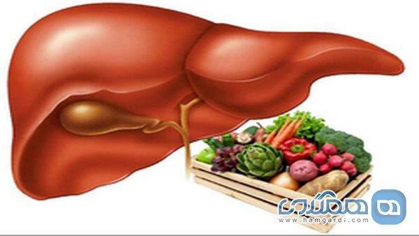 پاکسازی کبد به یاری مصرف میوه و سبزیجات