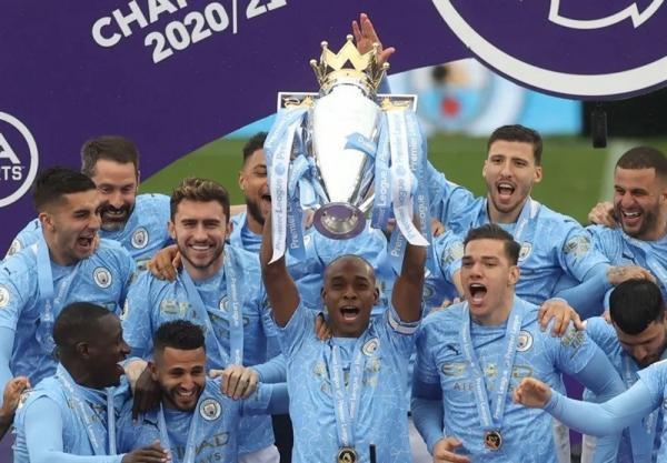 لیگ برتر انگلیس، لیورپول سهمیه گرفت، منچسترسیتی با جشنواره گل جام را بالای سر برد، برایتون در حضور یک نیمه ای جهانبخش باخت