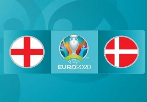 یورو 2020، ترکیب اصلی تیم های ملی انگلیس و دانمارک تعیین شد