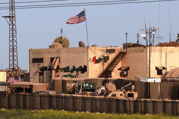 وقوع 4 انفجار در پایگاه نیروهای آمریکا در دیرالزورِ سوریه