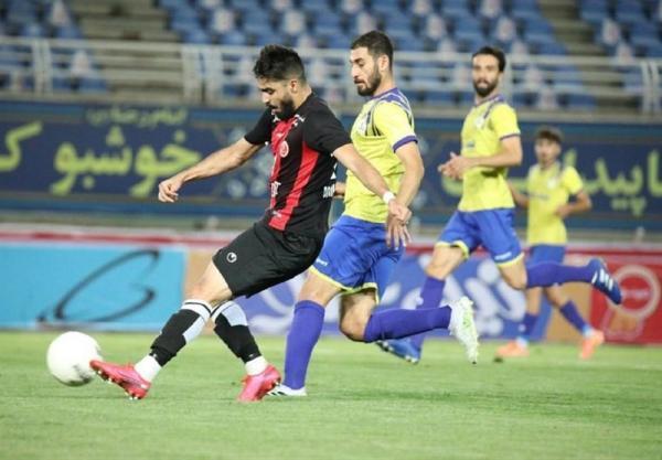 لیگ برتر فوتبال، برد مهربانانه پدیده مقابل نفت مسجدسلیمان