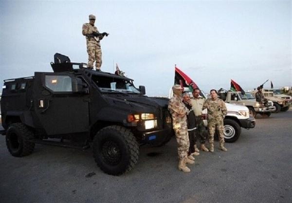 شبه نظامیان حفتر مرزهای لیبی و الجزایر را بستند