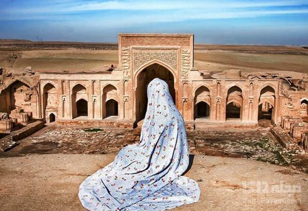 کاروانسرای شرف؛ موزه آجرکاری ایران