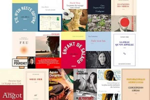 معرفی نامزهای مرحله نخست جایزه گنکور 2021